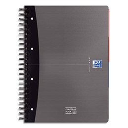 Cahier European Book Essentials Oxford Couverture