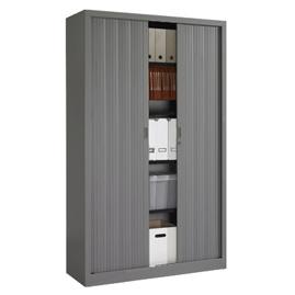 armoire a rideaux eco h 198 x l 120 x p 43 cm