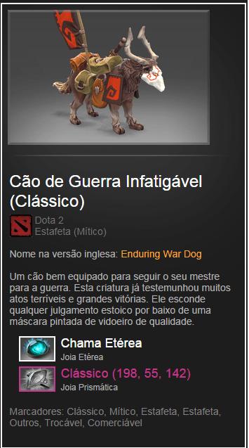 dog classico