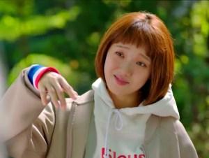 Hada de levantamiento de pesas Kim Bok-Joo