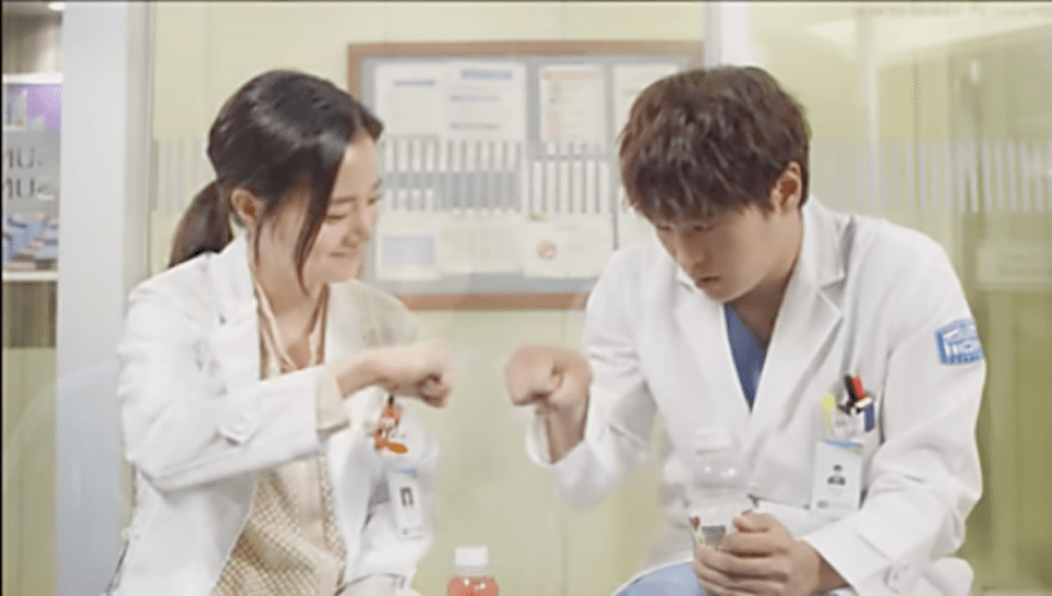 """Good Doctor"" (Korean Drama)"