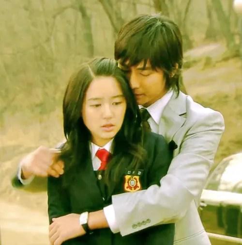 Lee Shin & Chae Gyeong