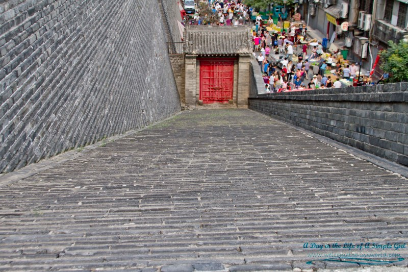 Xián City Wall