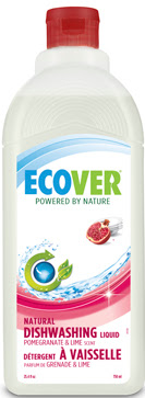 Ecover~ Natural Dishwashing Liquid Review