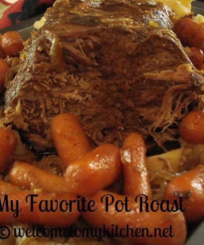 My Favorite Pot Roast Recipe