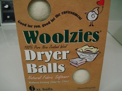 Woolzie Dryer Balls Review & Giveaway