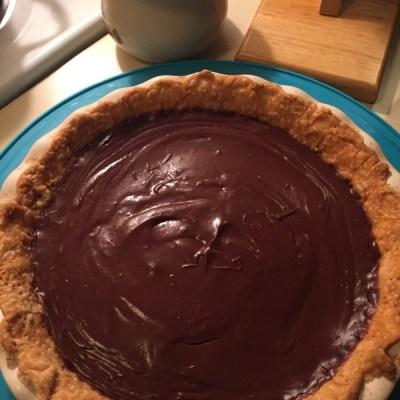 Decadent Chocolate Pie Recipe