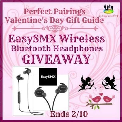 EasySMX Wireless Bluetooth Headphones Giveaway