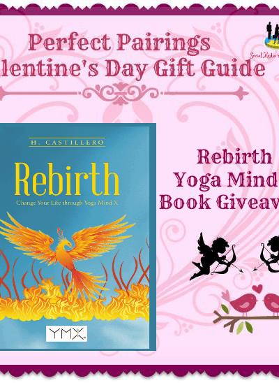 YogaMindX Book Giveaway