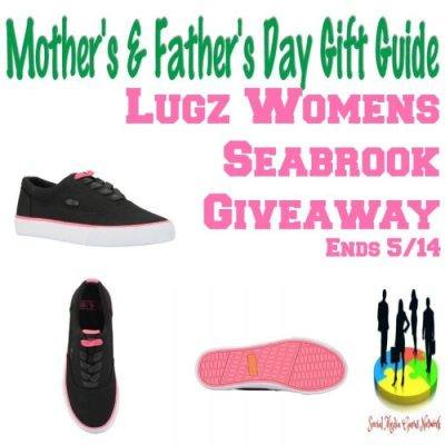 Lugz Womens Seabrook Giveaway