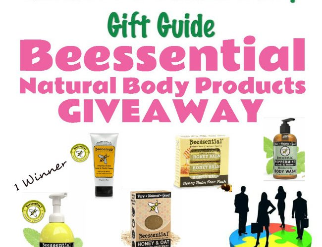 Beessential Natural Body Care Giveaway