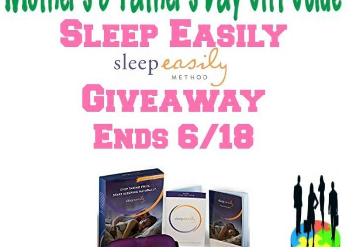 Sleep Easily Mehod Giveaway