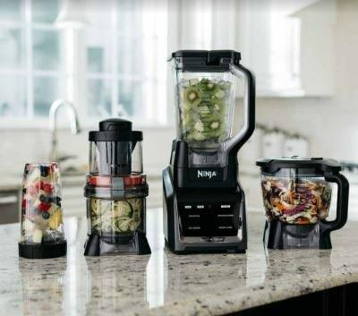 Ninja Intelli-Sense Kitchen System Review @NinjaKitchen  @SMGurusNetwork  @skw3324