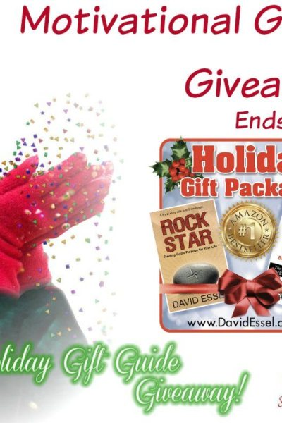 Motivation Gifts Giveaway