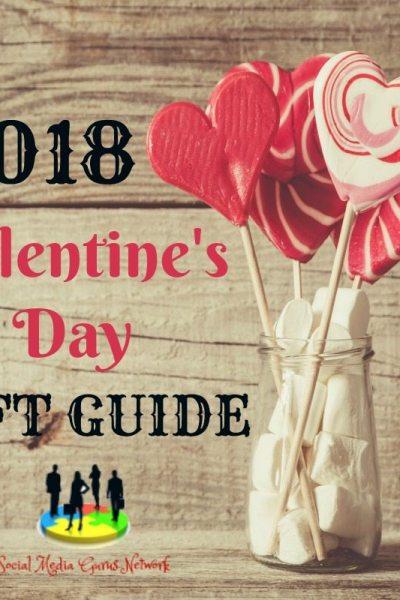 2018 Valentine's Gift Guide @SMGurusNetwork