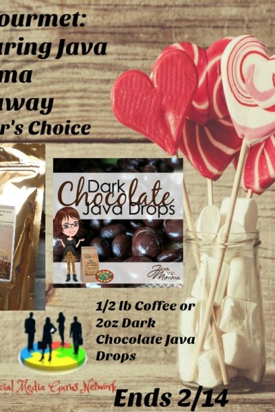 K's Gourmet Featuring:Java Momma Giveaway @skw3324 @SMGurusNetwork #VDayGG18