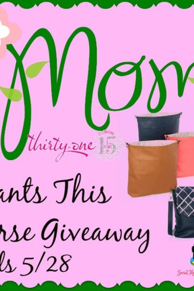 Mom Wants This Purse Giveaway @SMGurusNetwork