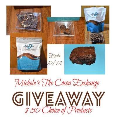 The Cocoa Exchange Giveaway