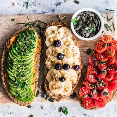 4 Steps To Go Vegan