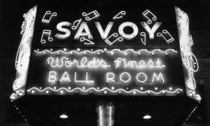 Welcome to The Savoy   Savoy Ballroom, Harlem New York