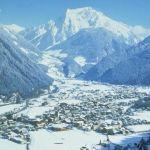 Mayrhofen Winter Snow Zillertal