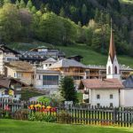 Finkenberg Sommer Zillertal-church
