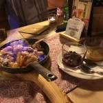 Essen in Zillertal Grieralm