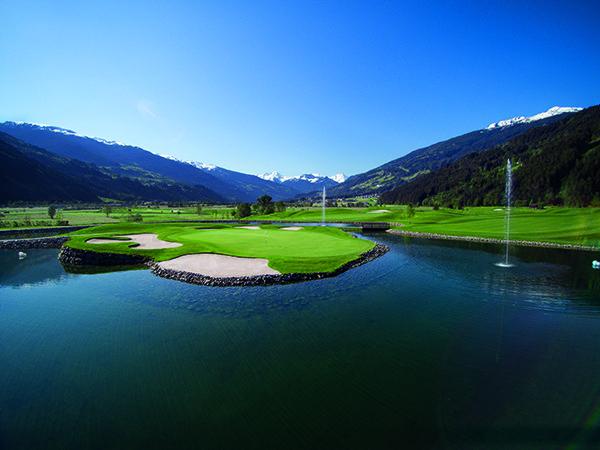 Golf in Uderns