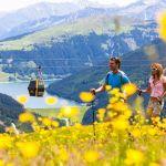 Zillertal Arena Ski resort summer gerlos