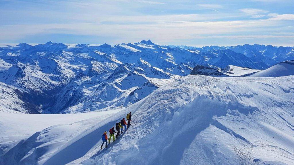 Schneeschuhwandern Zillertal