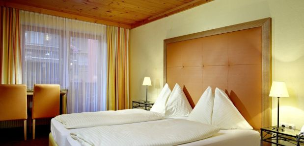Suit & rooms in Das alpenwelt resort