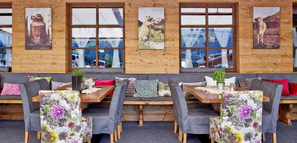 Alpenrose restaurant a la carte in Zillertal