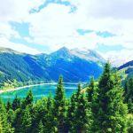 Gerlos lake