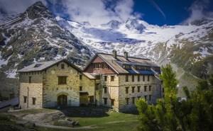 Zillertaler Alpen Gletscher
