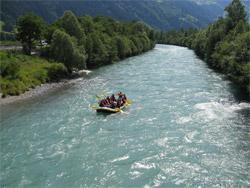 Boat trip Ziller River