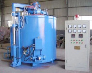 Pit Type Electrical Heat Treatment Furnace Manufacturers