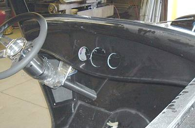 1932 Ford Vintage Air install