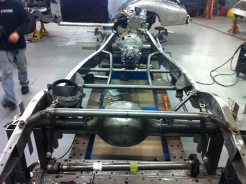 Inland Empire Driveline will be building a new driveshaft.