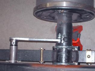008 set torque arm distance from frame; ensure there are no clearance issues with tire & rim (Small)