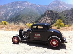 '32 on Mt. Baldy