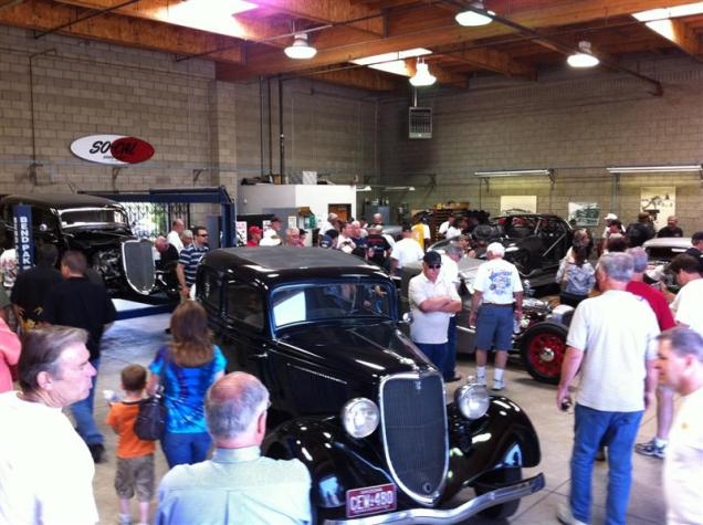 SoCal Open House