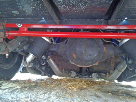 Sway bar installation 2