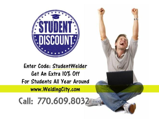 STUDENT WELDER SCHOOL