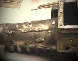 Magnesium Engine Block