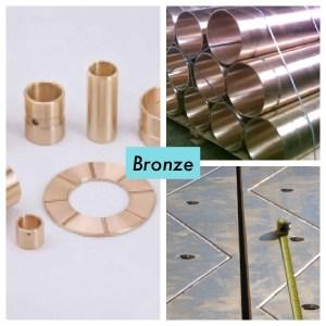 3 bronze examples