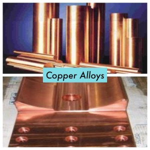 Copper Alloys other than brass and bronze