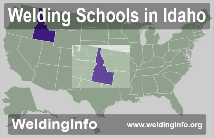 welding schools in idaho