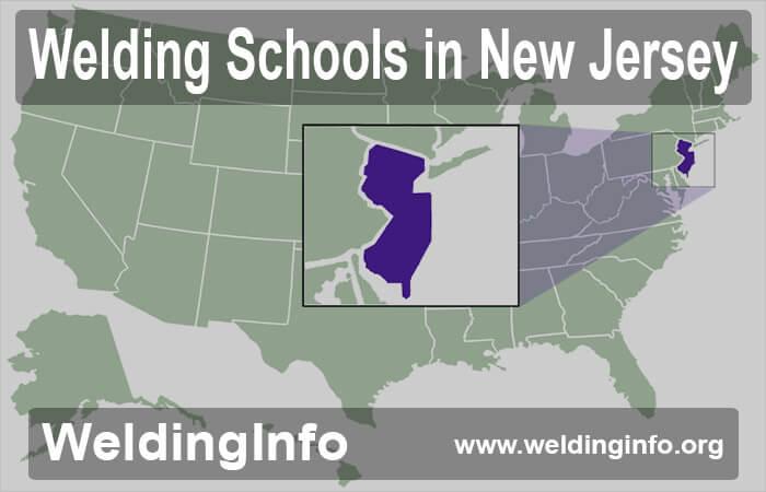 welding schools in new jersey