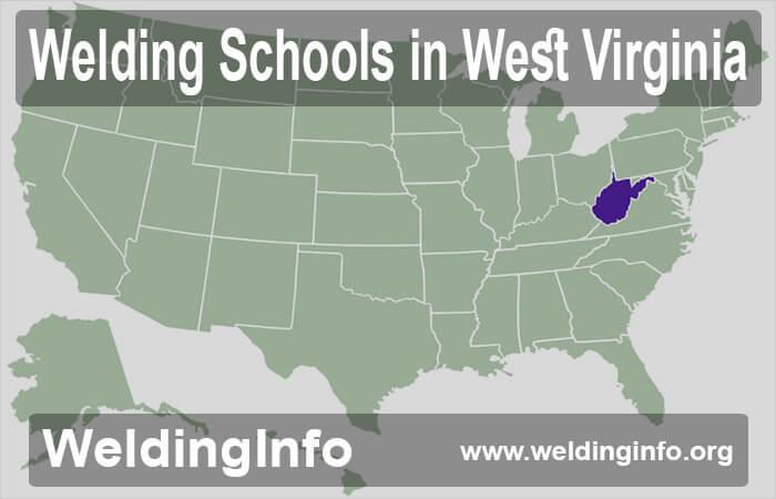 welding schools in west virginia