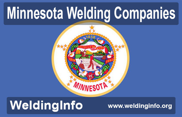 welding companies in minnesota